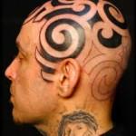 Трайбъл татуировки