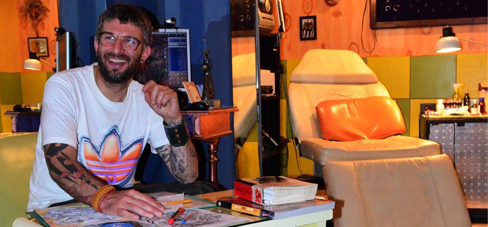 студио за татуировки